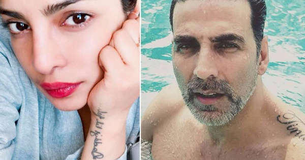 Celebrity Lifestyle Series: These starry tattoos will inspire you to