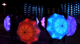 Lumiere light festival dazzles in Durham