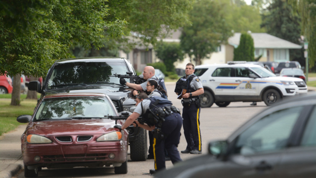 The 20 places in Canada with the worst crime