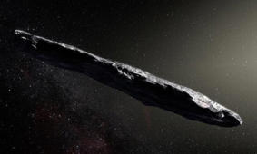 This asteroid is 'like nothing seen before'