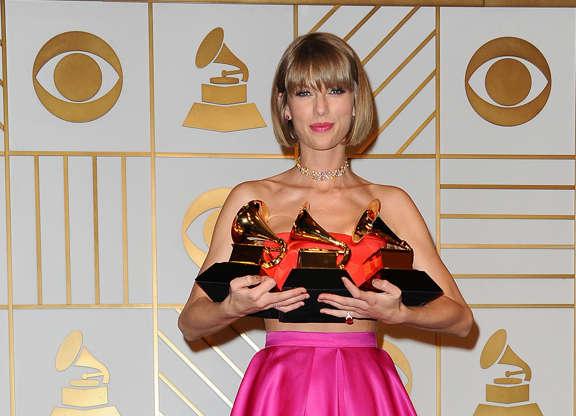 Ariana Grande Fires Back at Grammys Producer Over Canceled