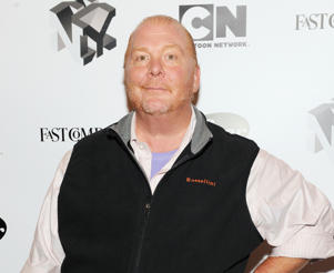 NEW YORK, NY - OCTOBER 25: Mario Batali attends Passion Play: How Jessica Alba and Mario Batali Created Multichannel Marvels during the Fast Company Innovation Festival at 92nd Street Y on October 25, 2017 in New York City. (Photo by Craig Barritt/Getty Images for Fast Company)