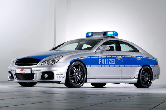 Slide 2 of 78: <p>Badly modified cars can be lethal, which is why German tuning giant Brabus built this showcase for the police to show how it should be done. Not that everyone has the wherewithal to buy a luxury saloon with a 720bhp twin-turbo V12.</p>