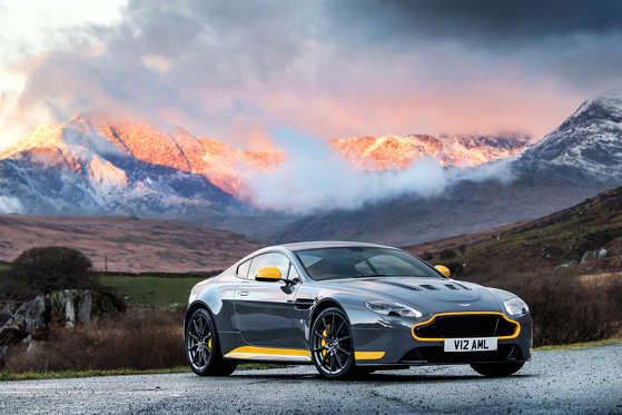 Aston Martin V12 Vantage Msn Autos