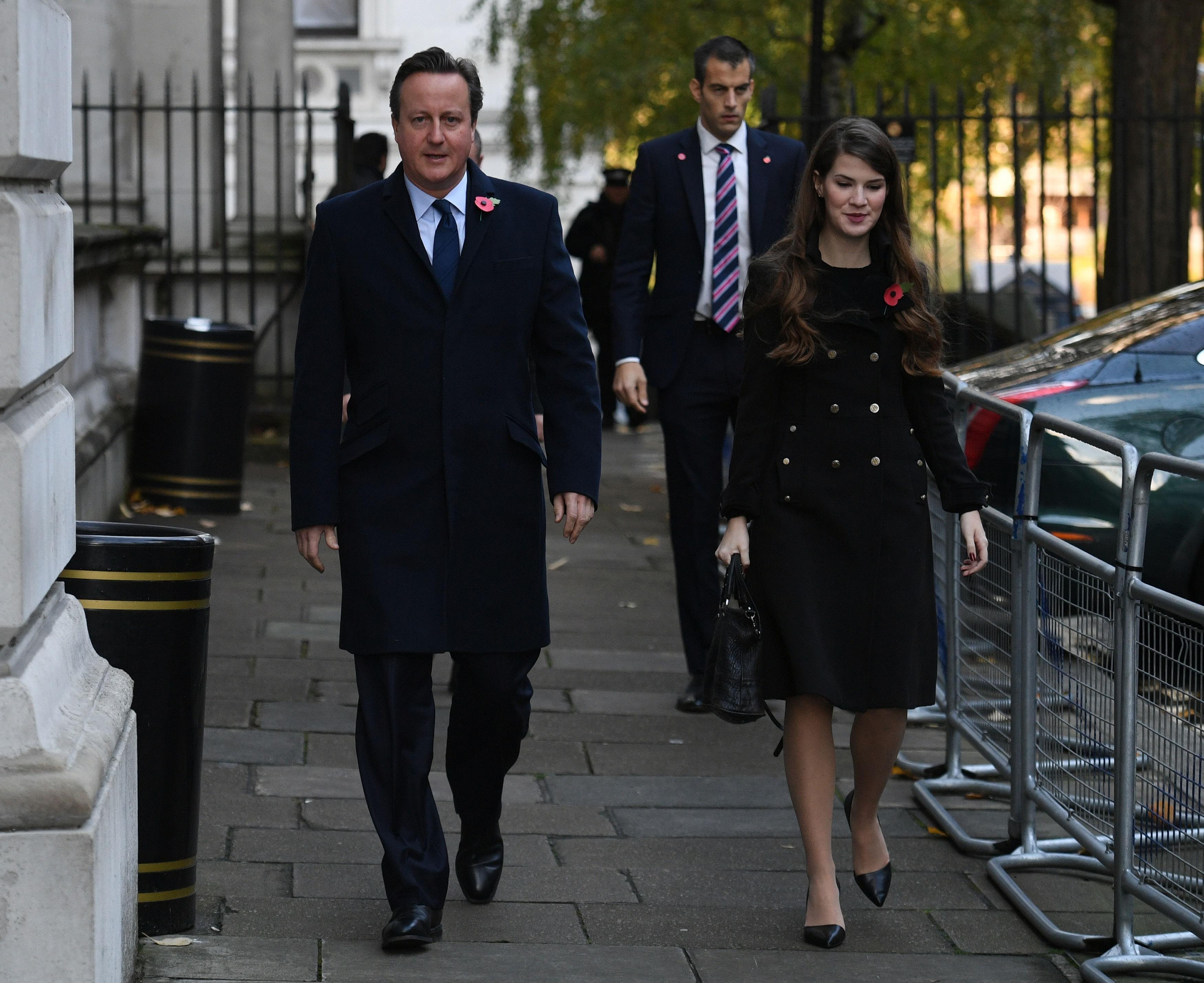 Trump undermines democracy with media attacks, says David Cameron
