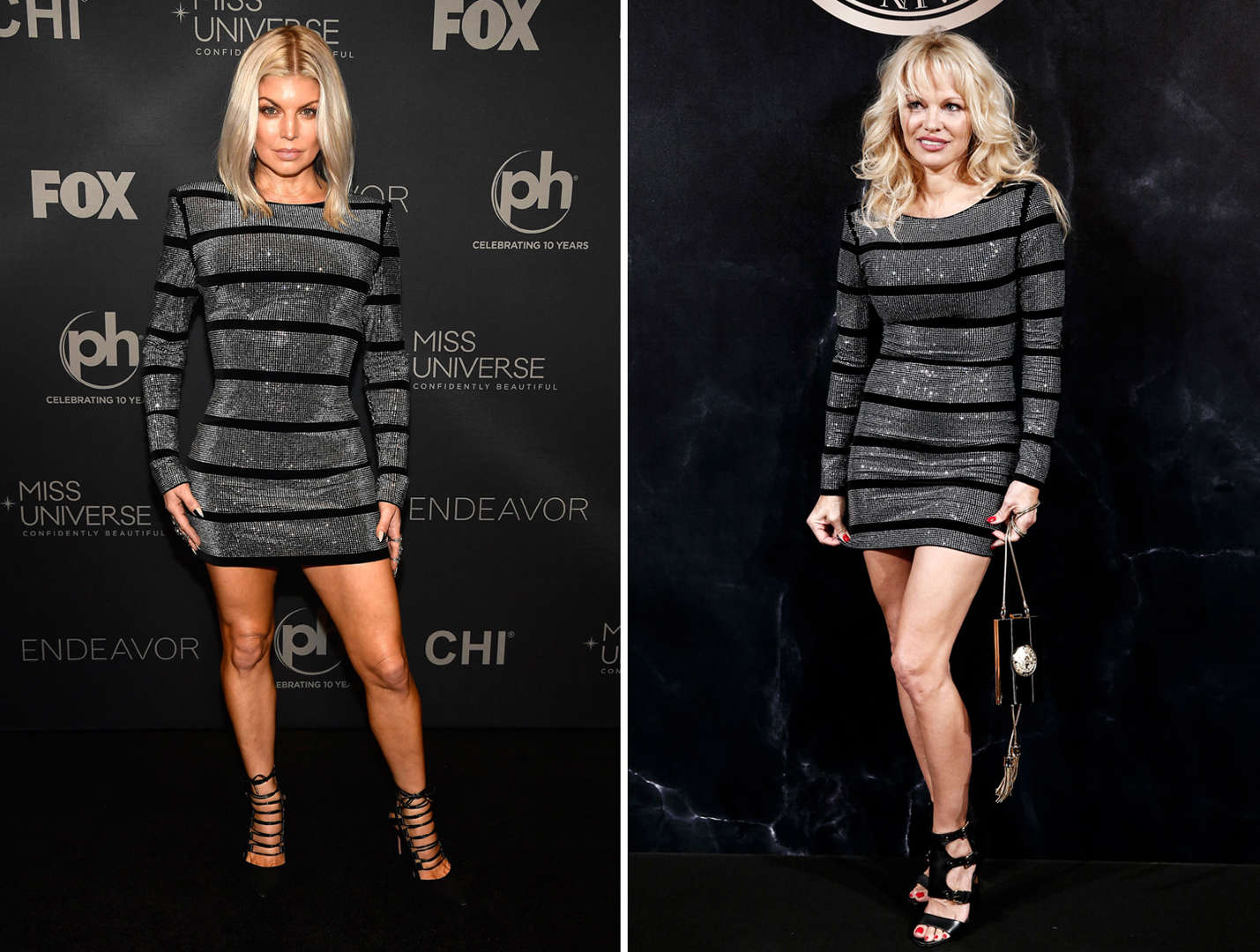 Who Wore It Better Celebrities In The Same Outfit