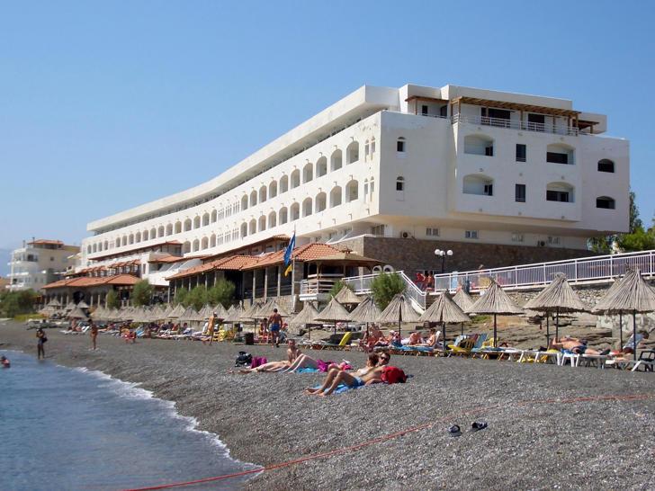 File photo of Lerapetra on the Greek island of Crete