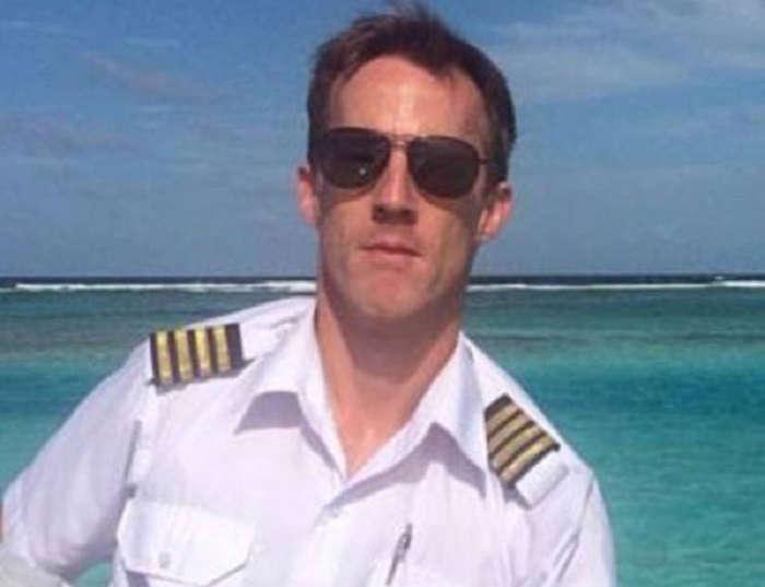 Gareth Morgan has been named as the pilot