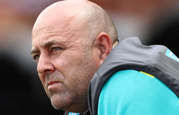 Darren Lehmann's time coaching the Australian side now has an end date.
