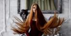 Rapunzel da vida real: conheça a russa Anastasiya Sidorova