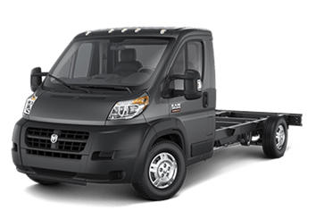 2018 ram promaster cab chassis