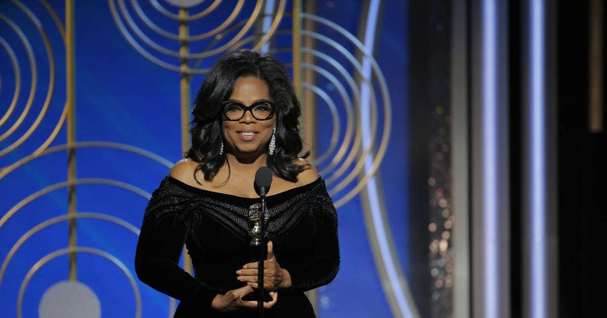 Reactions to Oprah 2020