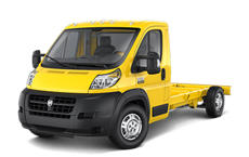 Ram ProMaster Cab Chassis