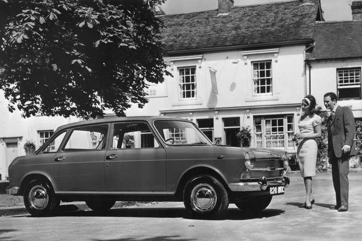 British Motor Corporation (British Leyland) - Austin 1800