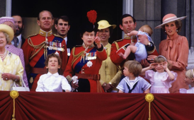 This is what the royal family looked like the year you were born