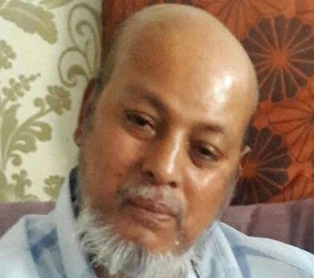 Killed in the attack: Makram Ali