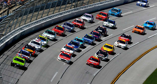 Nascar News Race Results Schedule Standings Photos Videos