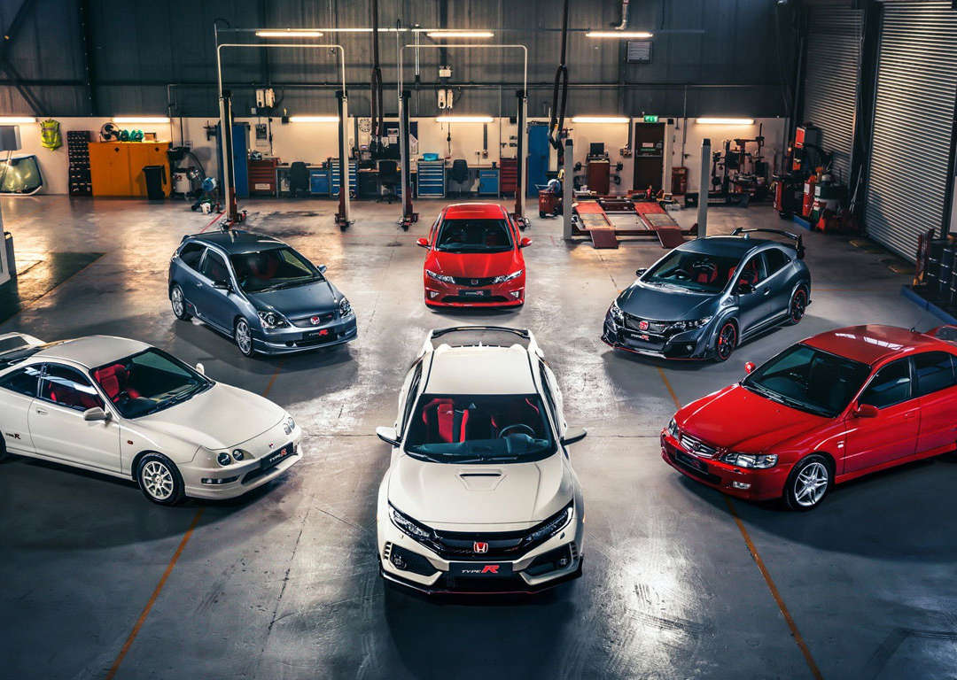 Honda Type R: a history in pictures