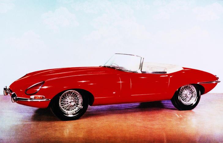 Jaguar E-Type Roadster 3.8 Series I
