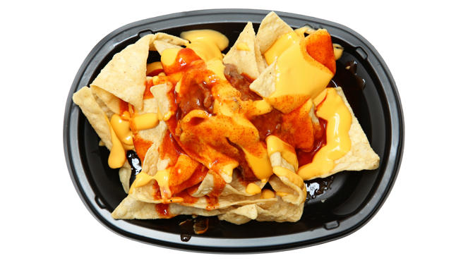 """Slide 10 of 22: <p><strong>Cost:</strong> $1</p><p>There are few things better than nachos for $1, but if that's not what you're craving, Taco Bell has 19 other menu options available for the same price. Even <a href=""""https://www.gobankingrates.com/saving-money/expensive-fast-food-items-only-cost-much/#21"""">Taco Bell's most expensive menu item</a> starts at only $5.39.</p>"""
