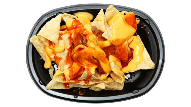 "Slide 10 of 22: <p><strong>Cost:</strong> $1</p><p>There are few things better than nachos for $1, but if that's not what you're craving, Taco Bell has 19 other menu options available for the same price. Even <a href=""https://www.gobankingrates.com/saving-money/expensive-fast-food-items-only-cost-much/#21"">Taco Bell's most expensive menu item</a> starts at only $5.39.</p>"