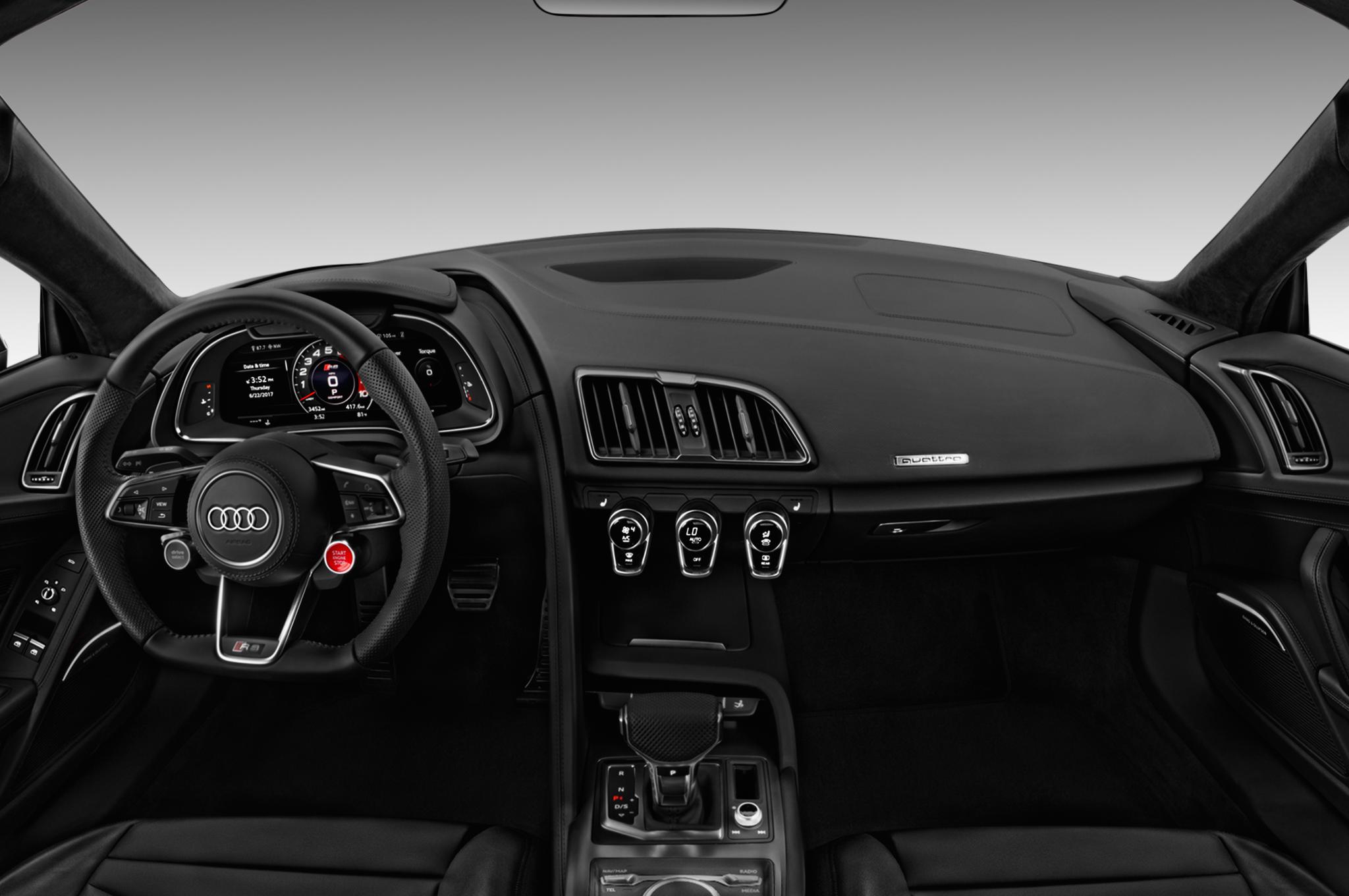 Slide 1 Of 11: 2018 Audi R8