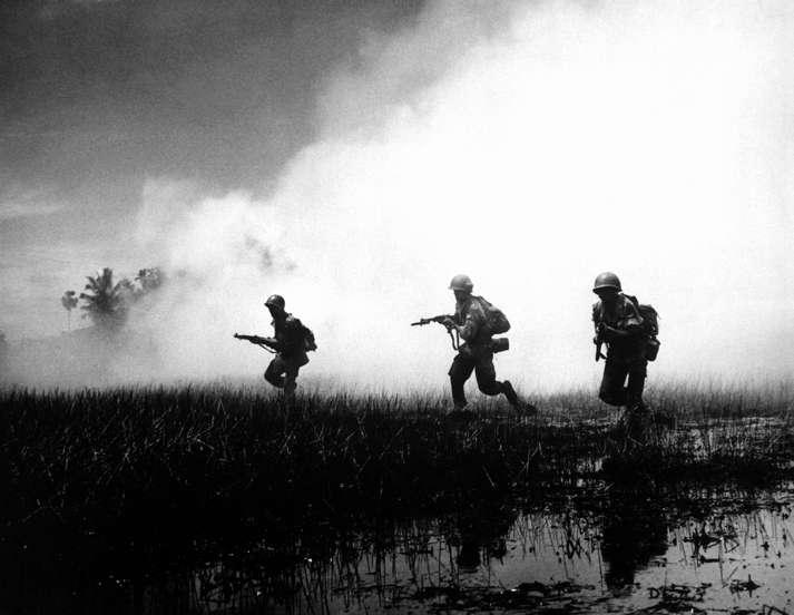 Vietnam War In 40 Iconic Pictures