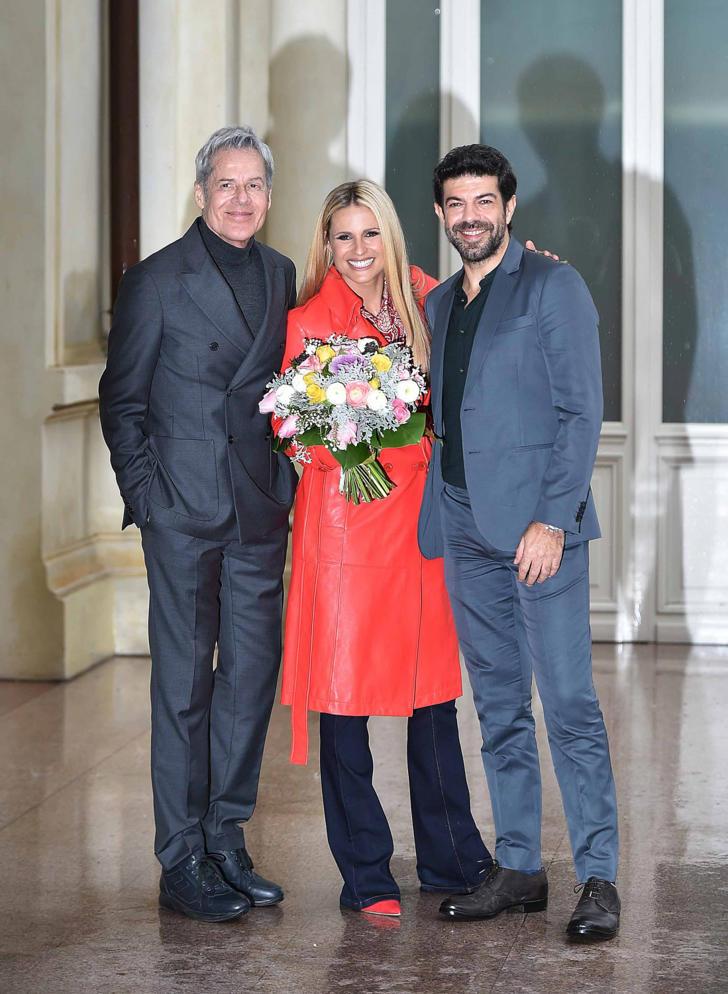 Michelle Hunziker pronta per Sanremo 11