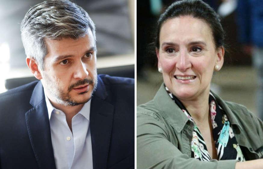 Los ministros de Macri con familiares en el Estado