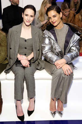 c74f1187c New York Fashion Week Fall/Winter 2018: Celebrities in front row