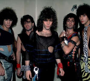 Can You Name That 80s Hair Band