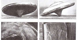 Lost wreckage of 'British Roswell' flying saucer discovered in