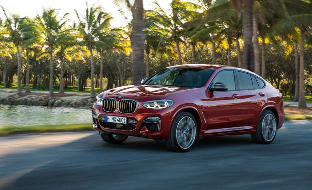 2019 Bmw X4 The Fastback Compact Suv Returns