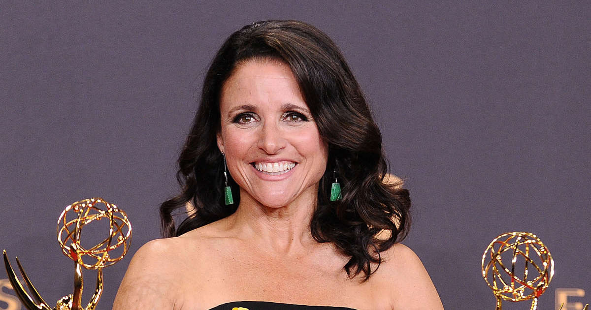 Julia Louis-Dreyfus 'Feeling Happy and Ready to Rock' After ...