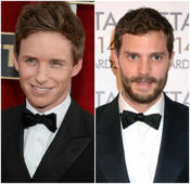Eddie Redmayne: Living with Jamie Dornan was like 'living with a puppy'