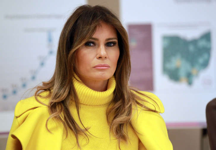 Trouble in the White House? Melania's Valentines Date tweet says it all