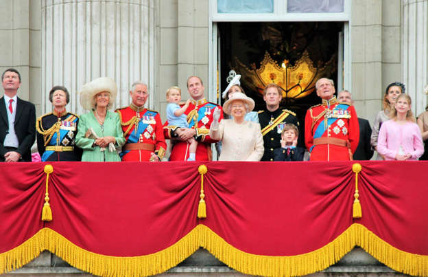 The world's richest royal families' enormous wealth revealed