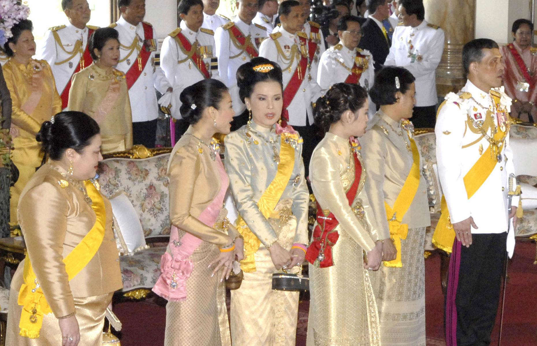 Thailands Royal Family 60 Billion