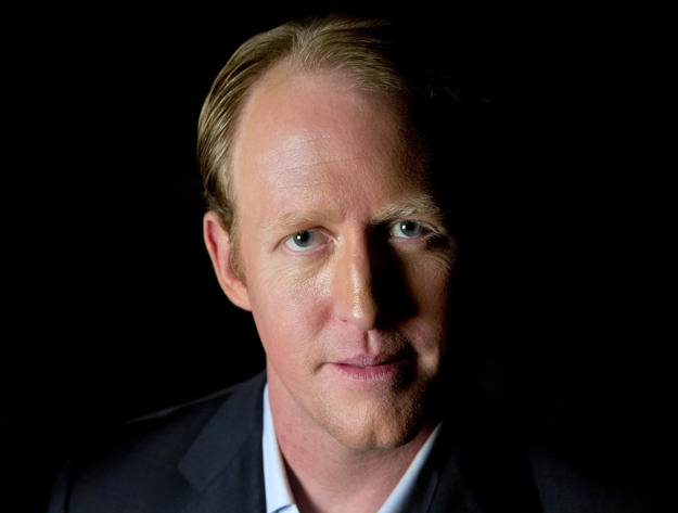 In this Nov. 14, 2014, file photo, retired Navy SEAL Robert O'Neill, who says he shot and killed Osama bin Laden, poses for a portrait in Washington.