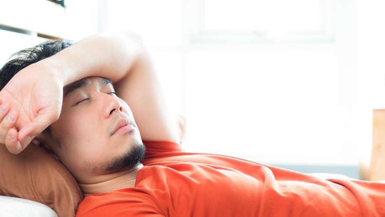 síntomas de cáncer de próstata sudoroso