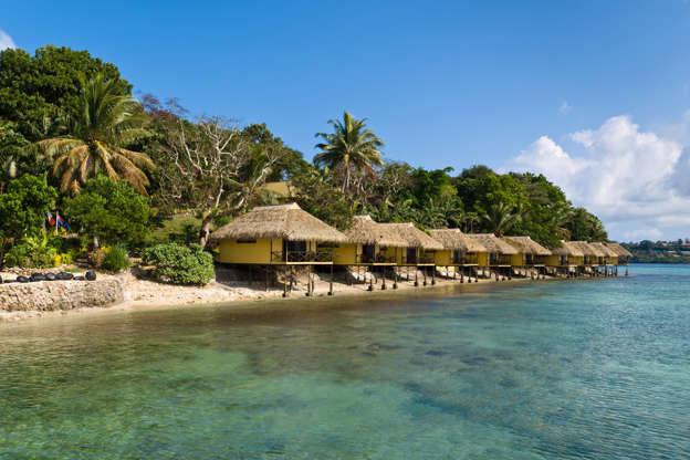 Διαφάνεια 17 από 51: Iririki Island in Vanuatu off Efate Island
