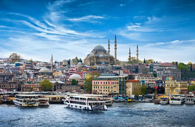 Διαφάνεια 11 από 51: Istanbul the capital of Turkey, eastern tourist city.