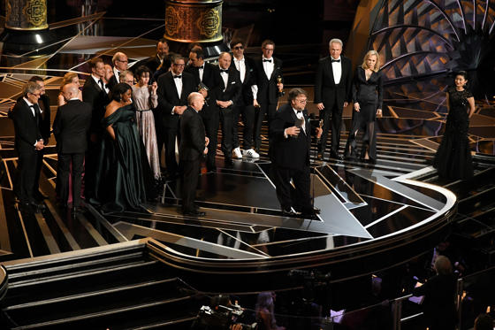 More Highlights From Oscars 2018 Awards