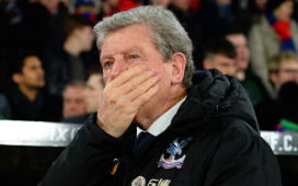 Roy disappointed with Palace loss