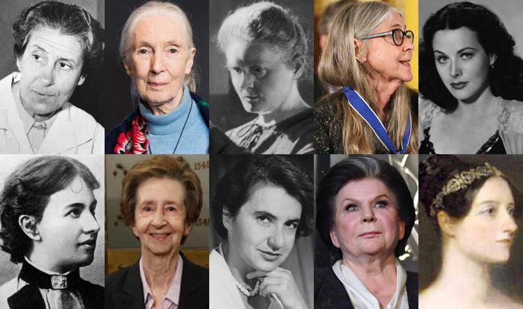 Resultado de imagen de mujeres cientificas