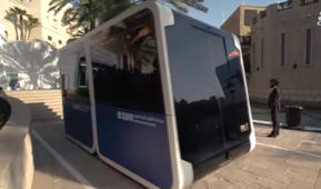 These autonomous pods could replace the world's buses