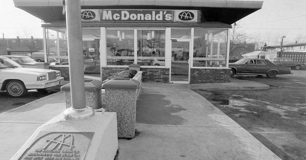 75 Mind-Blowing Facts About McDonald's