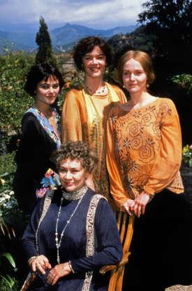Διαφάνεια 21 από 28: ENCHANTED APRIL (1991) Polly Walker ; Josie Lawrence ; Joan Plowright ; Miranda Richardson