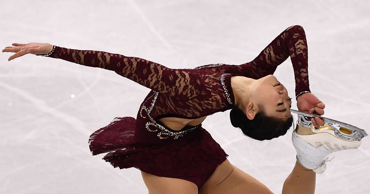 Go figure: What's wrong with US women's skating?