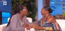 Tiffany Haddish is all of us when meeting Oprah